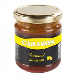 Caramel liquide Carabon citron 225g