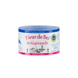 Fleur de sel de Guerande - 125g