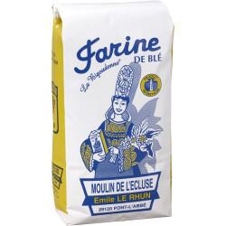 Farine de blé froment La Bigoudenne - 500 G