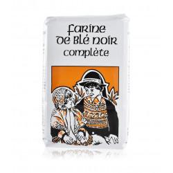 Farine blé noir complète - 500 G